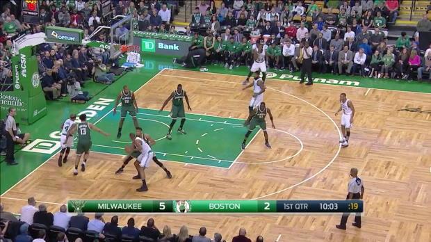 WSC: Giannis Antetokounmpo mit 22 Punkten gegen die Celtics