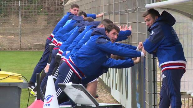 XV de France - Le compte a rebours est lanc�