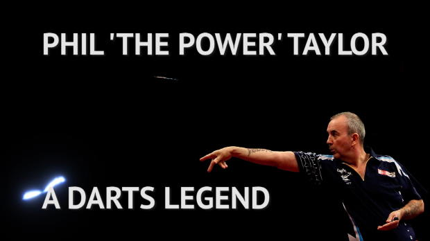"Darts: Phil ""The Power"" Taylor – Eine Legende"