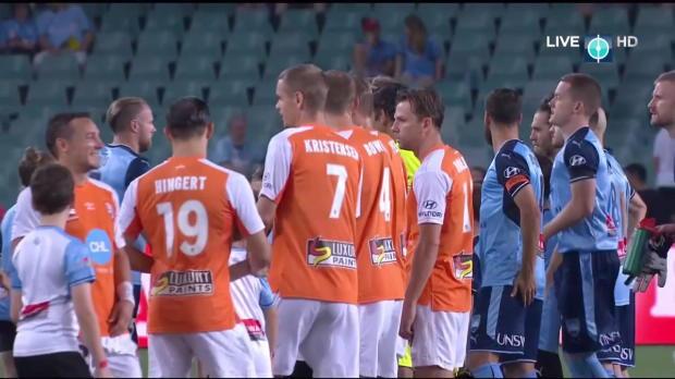 FC Sydney - Brisbane