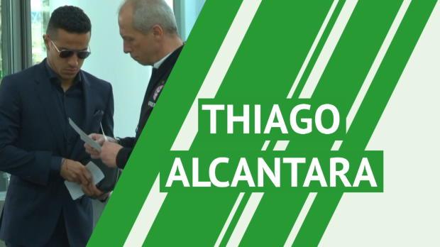 Lockrufe aus der Heimat: Thiago im Profil