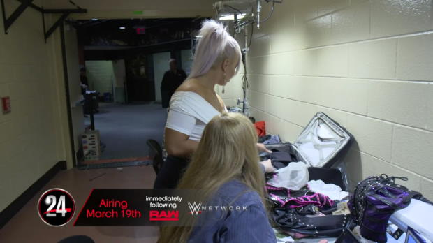 Dana Brooke honors her late boyfriend on WWE 24 - Monday after Raw on WWE Network