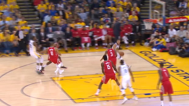Assist of the Night: Kevin Durant