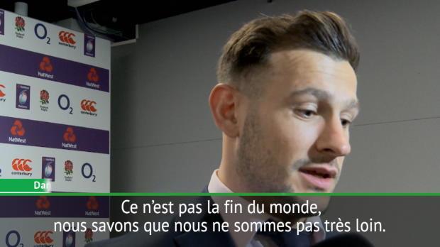 """Rugby : Six Nations - Care - """"Ce tournoi a montré que nous ne sommes pas invincibles"""""""
