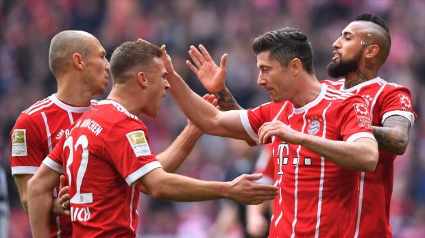 Klassenkampf: Das Rennen um die Champions League