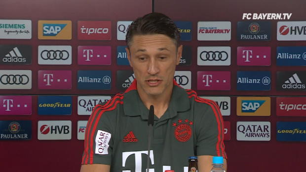 """Kovac vor PSG-Spiel: """"Schätze Tuchel sehr"""""""