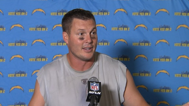 Chargers postgame press conference