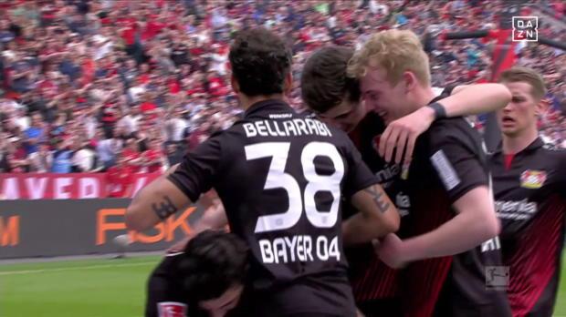 Bayer 04 Leverkusen - Eintracht Frankfurt