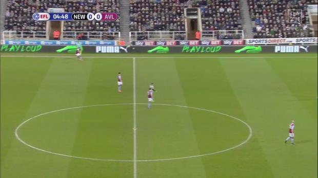 Newcastle - Aston Villa
