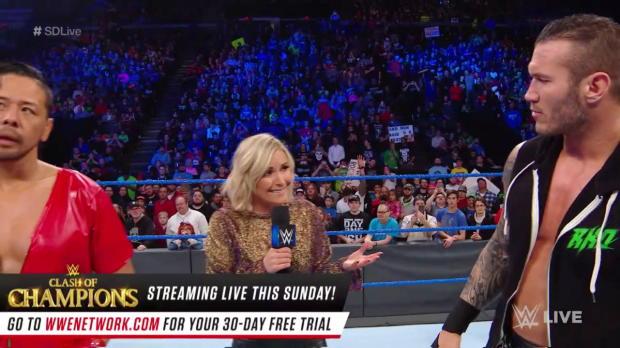 Shinsuke Nakamura vs. Kevin Owens: SmackDown LIVE, Dec. 12, 2017