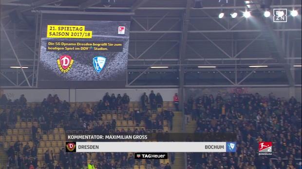 Dynamo Dresden - VfL Bochum 1848
