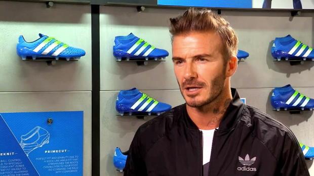 """EURO 2016: Beckham: """"Hodgson hat gute Spieler"""""""