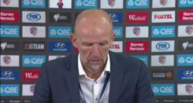 Glory boss Kenny Lowe said his side's second-half performance was excellent and they fully deserved their 2-1 win over Wellington.