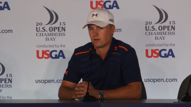 Spieth, Day ready for 'challenging' Chambers Bay