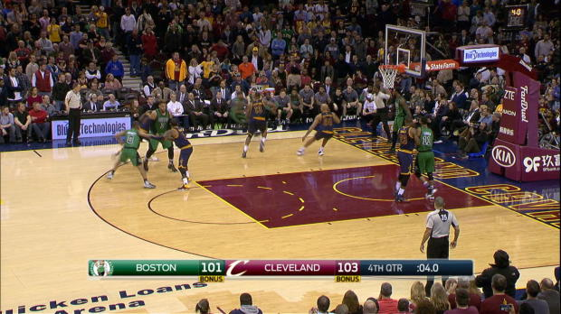 Play of the Day: Avery Bradley