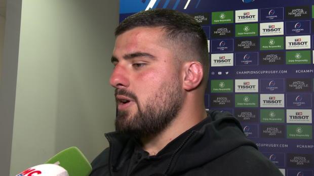 """Rugby : Demies - Castets - """"On s'est un petit peu trompé de combat"""""""