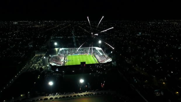 Copa Libertadores: Lanus spektakulär ins Finale