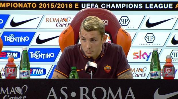 Roma - Digne - 'Marquinhos m'a confort� dans mon choix'