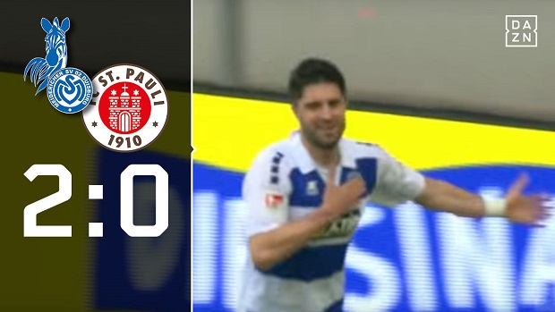 MSV Duisburg - FC St. Pauli