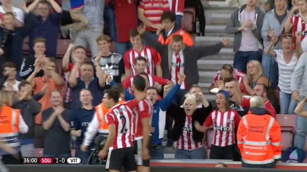 Quali: Europa-Comeback! Southampton im Rausch