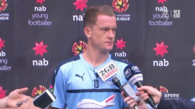 Sydney FC star nominated for NAB YFOTY