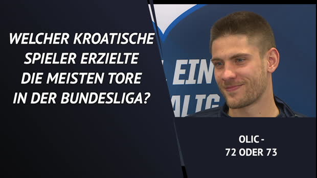 Opta-Quiz: Andrej Kramaric im Karriere-Check