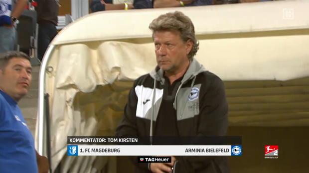 2. Bundesliga: 1. FC Magdeburg - Arminia Bielefeld | DAZN Highlights