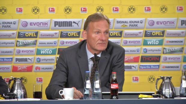 Watzke mit Seitenhieb in Richtung Schalke