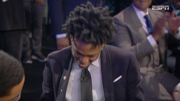 De'aAron Fox Drafted 5th Overall By Sacramento Kings