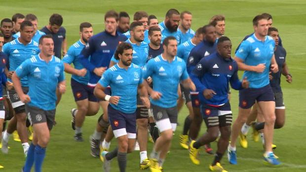 XV de France - Dernier test contre l'Ecosse