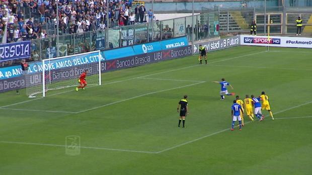 Brescia 2-2 Modena, Giornata 06 Serie B ConTe.it 2015/16