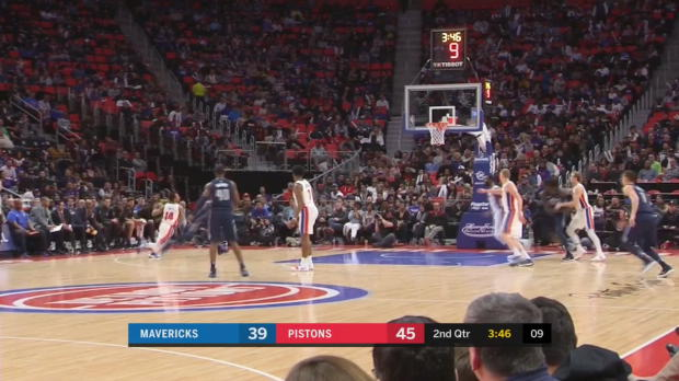Block Of The Night: Andre Drummond
