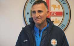 City Head Coach Warren Joyce leaves his thoughts on preparation for the FFA Cup as City prepare to take on Queensland's Peninsula Power in the Round of 32.