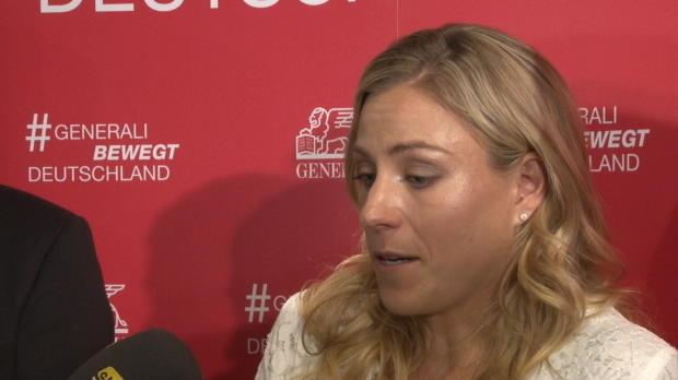 Kerber über Sharapova-Rückkehr und Federer