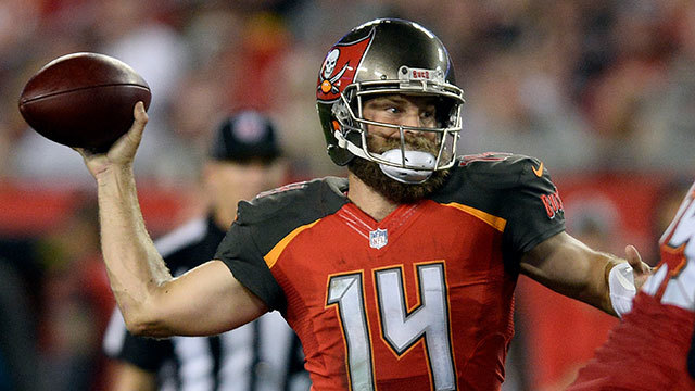 Deion Sanders: Bucs better off with Fitzpatrick in the short term