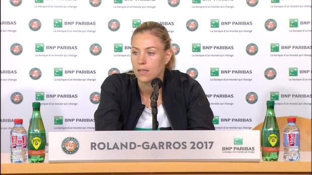 French Open: Kerber zu Sandplatz und Mini-Krise