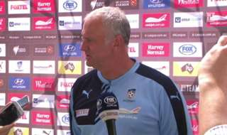 Sydney FC Head Coach Graham Arnold said he's expecting the performance of the season from his squad as they face Melbourne City at ANZ Stadium on Friday night (kick off 7:50pm).