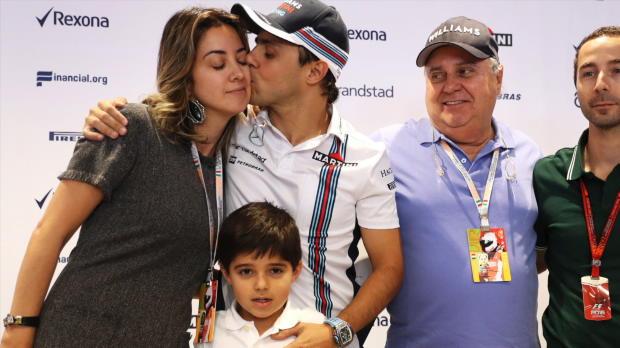 """F1: Emotionaler Massa: """"Danke für alles!"""""""