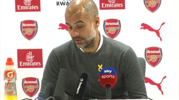 Guardiola prophezeit Sterling-Tore für England