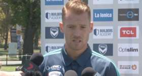 Oliver Bozanic says competition for a starting spot is behind Melbourne Victory's recent results.