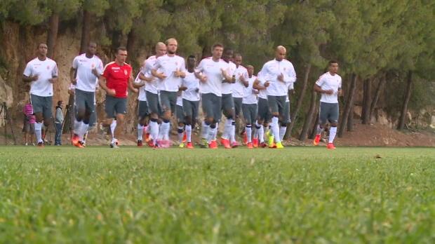 Foot : ASM - Monaco ne veut pas se disperser