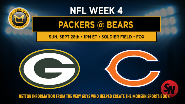 Green Bay Packers @ Chicago Bears