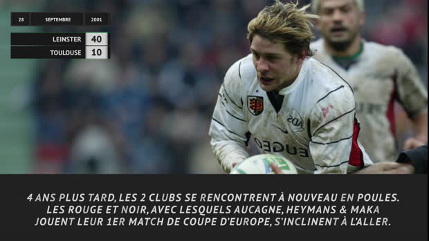 Rugby : Demies - Leinster-Toulouse, meilleurs ennemis