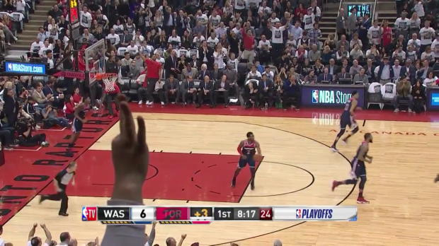 WSC: DeMar DeRozan 37 points vs the Wizards