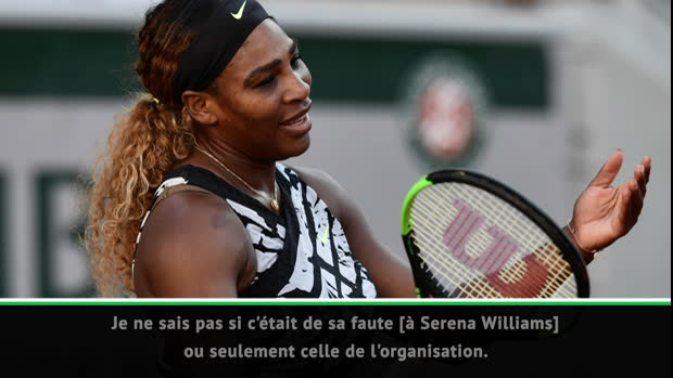 Basket : Roland-Garros - Thiem revient sur sa polémique avec Serena Williams