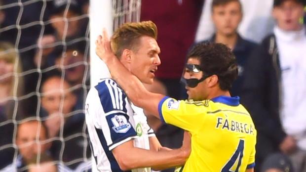 "Mourinho: Fabregas-Rot? ""Jesus Christ!"""