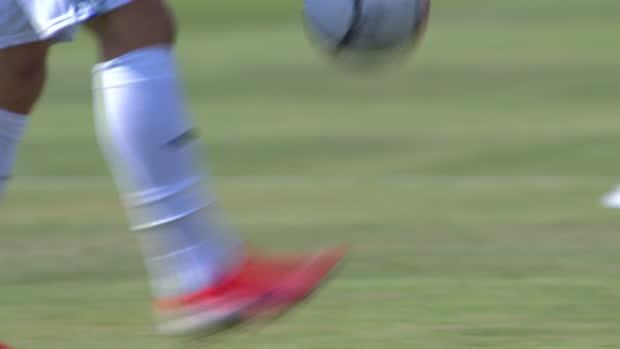 Afrika-Cup: Marokko - Namibia | DAZN Highlights