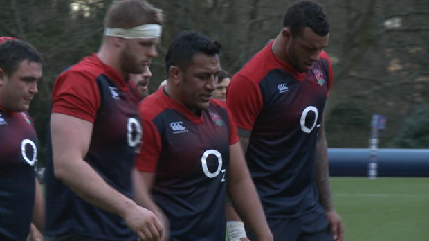 Jones told me to 'play like a Tongan' - Vunipola