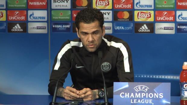 """Alves über Astori: """"Bewundernswerte Person"""""""
