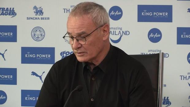 """Ranieri: """"Druck bei Arsenal, nicht bei uns"""""""
